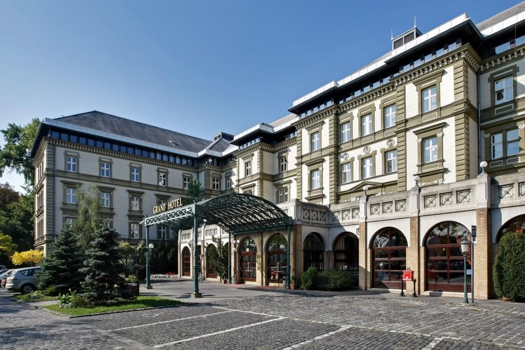 Danubius Grand Hotel Margitsziget 4* Superior