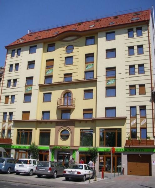 Green Hotel Budapest 4*