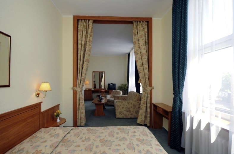 Hunguest Hotel Millennium 3* Superior
