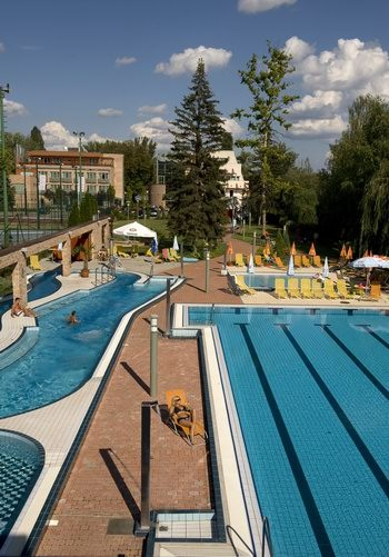 Holiday Beach Budapest Wellness & Conference Hotel 4
