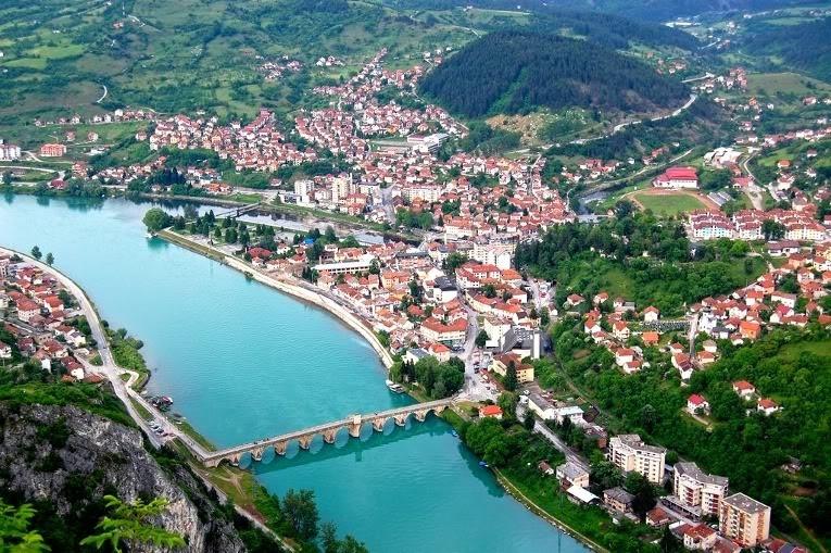 Излучина Дуная Visegrád